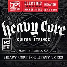 Dunlop Heavy Core Electric Guitar Strings - Heavier Gauge