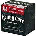 Dunlop Heavy Core Electric Guitar Strings Heaviest 6-Pack  Thumbnail