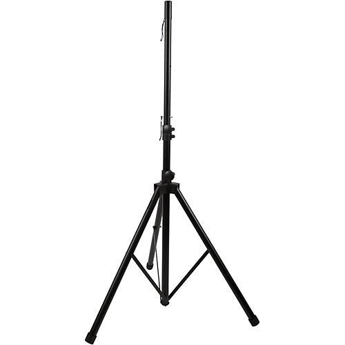 Musician's Gear Heavy-Duty Tripod Speaker Stand Black