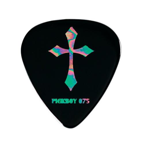 Pick Boy Heavy Metal Celltex Guitar Pick (10-pack)-thumbnail
