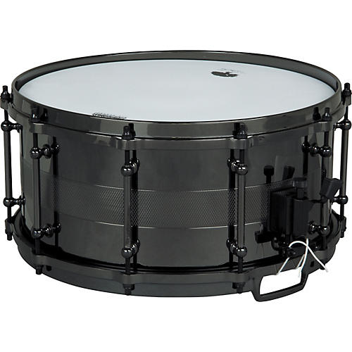 Ocheltree Heavy Metals Carbon Steel Snare Drum