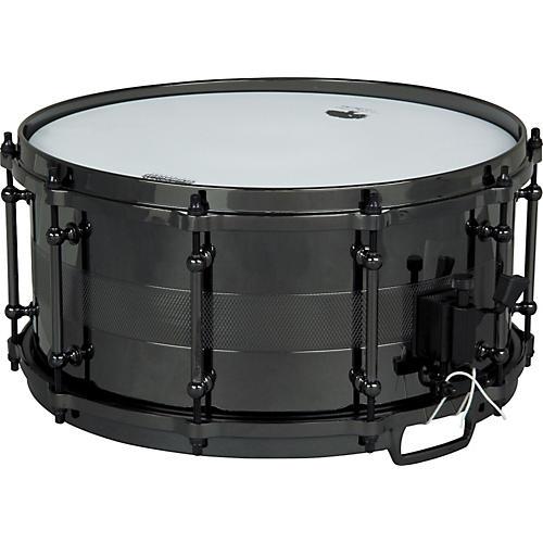 Ocheltree Heavy Metals Carbon Steel Snare Drum