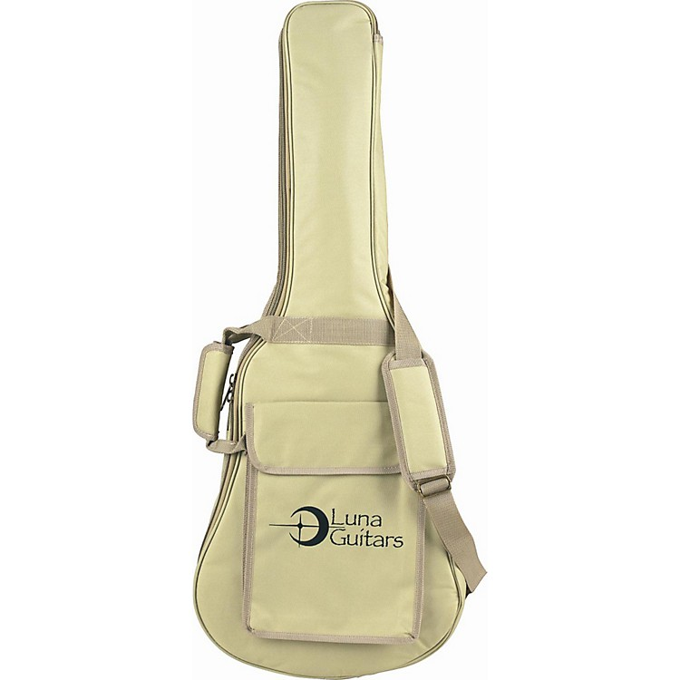 Luna Guitars Heavy Padded Gig Bag for Safari Series