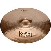 Kasza Cymbals Heavy Rock Ride Cymbal 22 in.