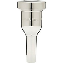 Denis Wick Heavy Top Trombone Mouthpiece in Silver