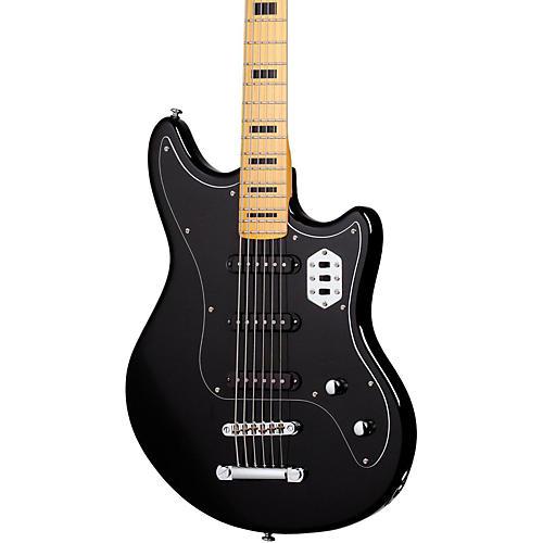 Schecter Guitar Research Hellcat VI Bass Guitar Black