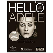 Hal Leonard Hello - Adele, Piano/Vocal with Online Backing Track