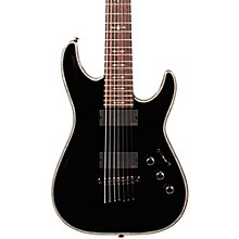 Schecter Guitar Research Hellraiser C-7 7-String Electric Guitar Black