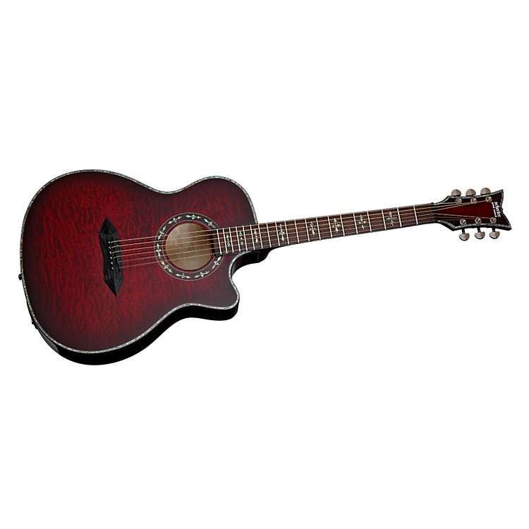 Schecter Guitar ResearchHellraiser Studio Acoustic-Electric Guitar