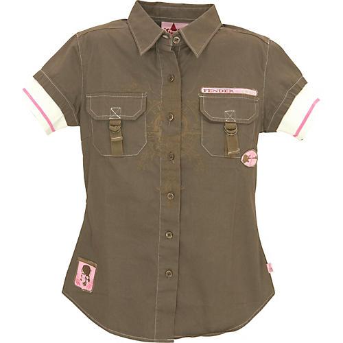 Fender Hellraiser Women's Woven Shirt