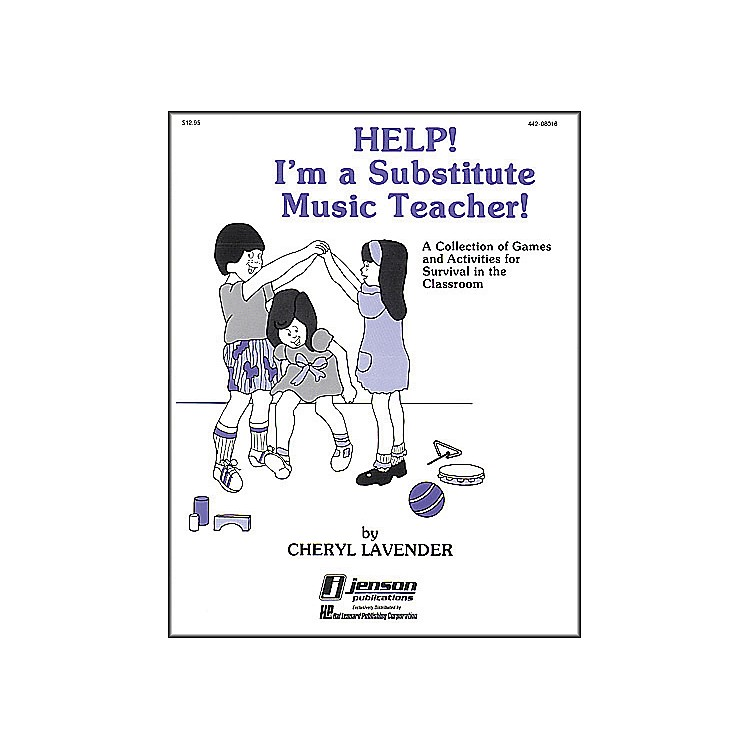 Hal Leonard Help! I'm a Substitute Music Teacher Book