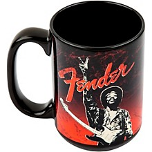 Fender Hendrix Peace Sign Mug