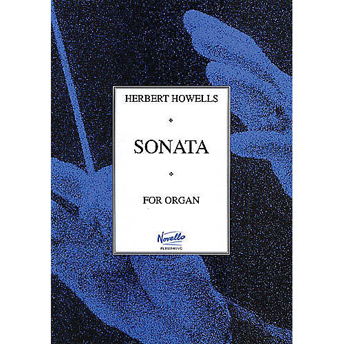Music Sales Herbert Howells: Sonata For Organ Music Sales America Series-thumbnail