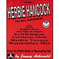 Jamey Aebersold Herbie Hancock Play-Along Book and CD  Thumbnail