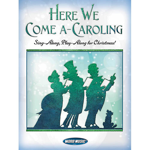 Word Music Here We Come A-Caroling (Sing Along, Play Along for Christmas!) Sacred Folio Series-thumbnail