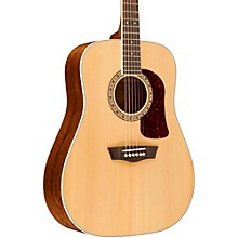 Washburn Heritage 10 Series HD10S Acoustic Guitar Natural