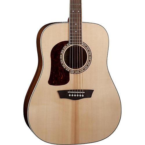 Washburn Heritage 10 Series HD10SLH Left-Handed Acoustic Guitar-thumbnail
