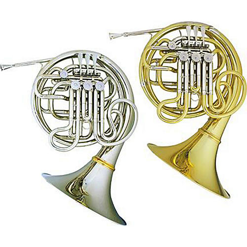 Hans Hoyer Heritage 6801 Bb/F Double French Horn Detachable Bell Lacquer