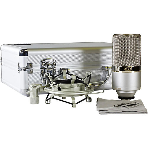 MXL Heritage Edition of the MXL 990 Cardioid Condenser Mic-thumbnail