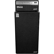 Ampeg Heritage SVT-CL 300W Tube Bass Amp Head with 8x10 800W Bass Speaker Cab