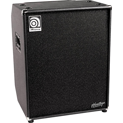 Ampeg Heritage Series SVT-410HLF 2011 4x10 Bass Speaker Cabinet 500W-thumbnail