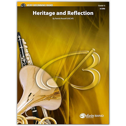 BELWIN Heritage and Reflection Conductor Score 0.5 (Very Easy)-thumbnail