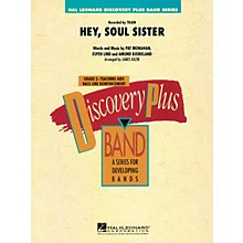 Hal Leonard Hey, Soul Sister - Discovery Plus Band Level 2 arranged by James Kazik