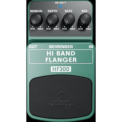 Behringer Hi Band Flanger HF300 Guitar Effects Pedals