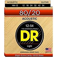 DR Strings Hi-Beam 80/20 Medium Acoustic Guitar Strings