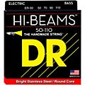 DR Strings Hi-Beams Heavy 4-String Bass Strings-thumbnail