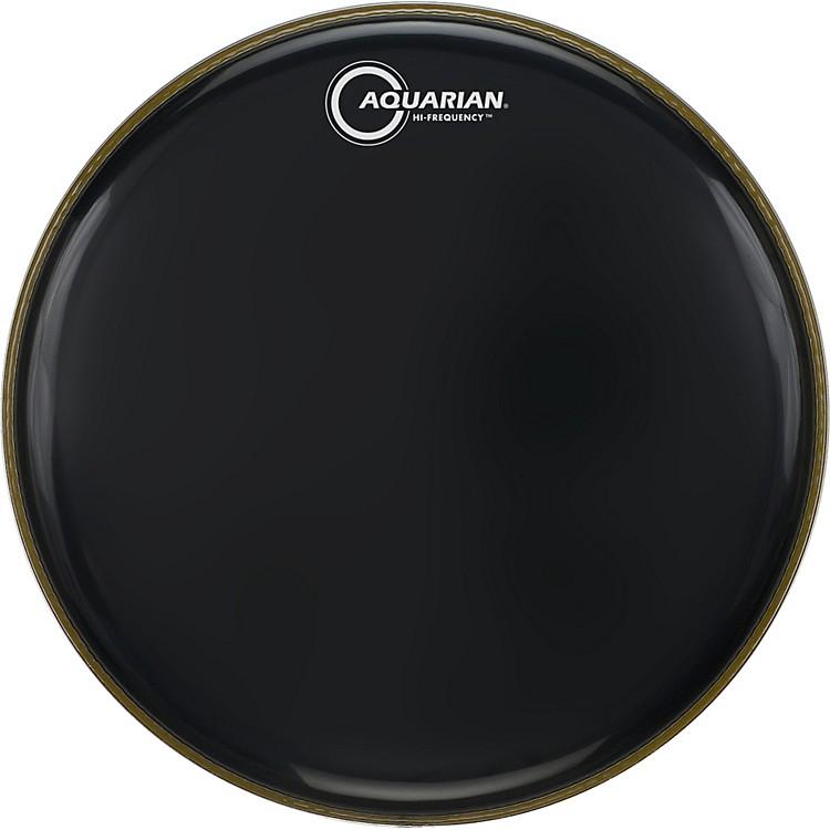 AquarianHi-Frequency Drumhead BlackBlack12 Inches