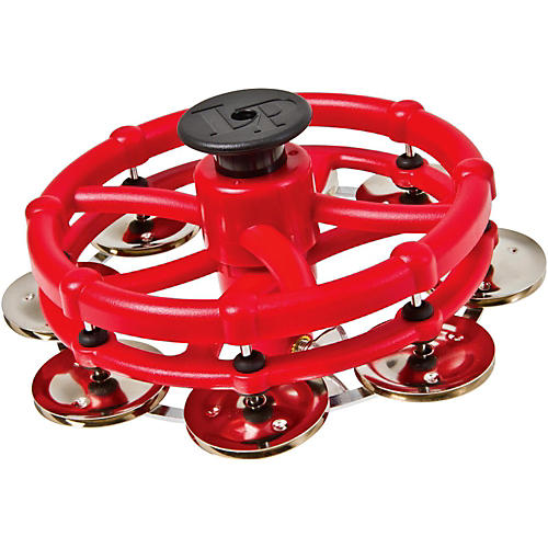 LP Hi-Hat Tambourine with Click Feature