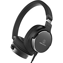 Audio-Technica Hi-Res Portable-On-Ear Headphones