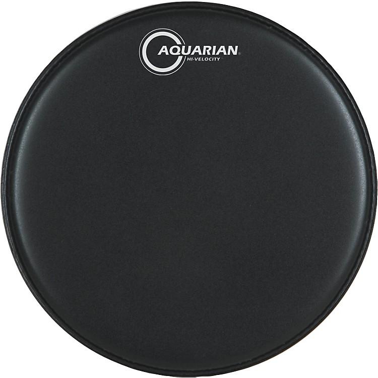 AquarianHi-Velocity Black Snare Head13 inch