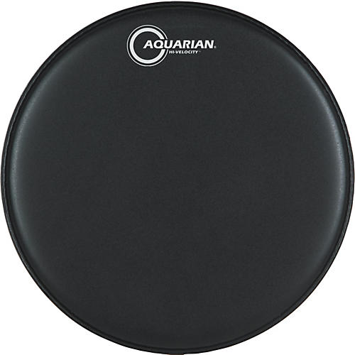 Aquarian Hi-Velocity Black Snare Head 14 in.