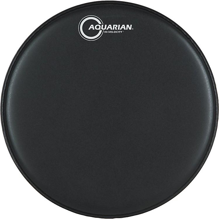 AquarianHi-Velocity Black Snare Head14 inch