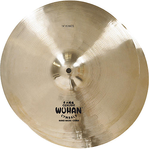 Wuhan Hi-hat Cymbal Pair 14 in.