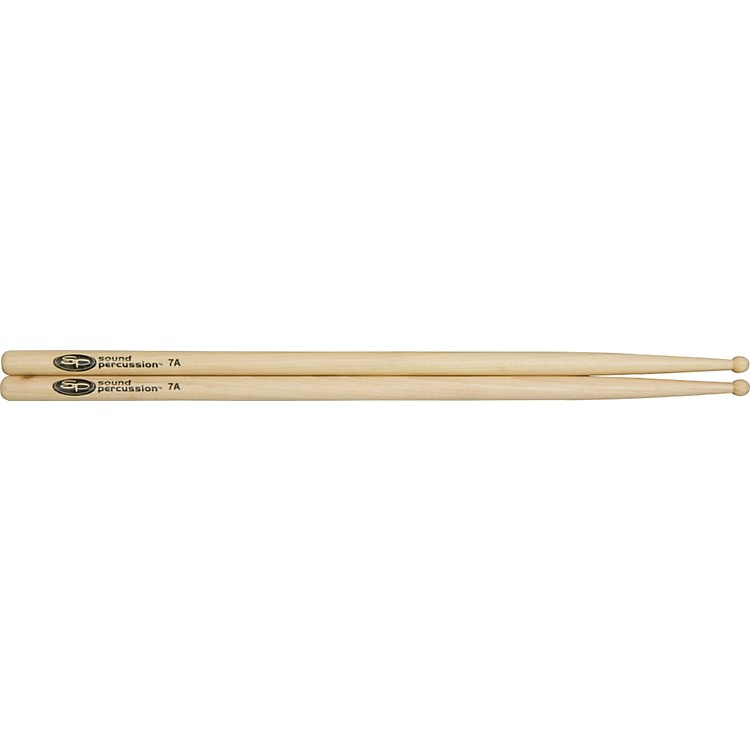 Sound Percussion Hickory Drumsticks - Pair Wood 7A