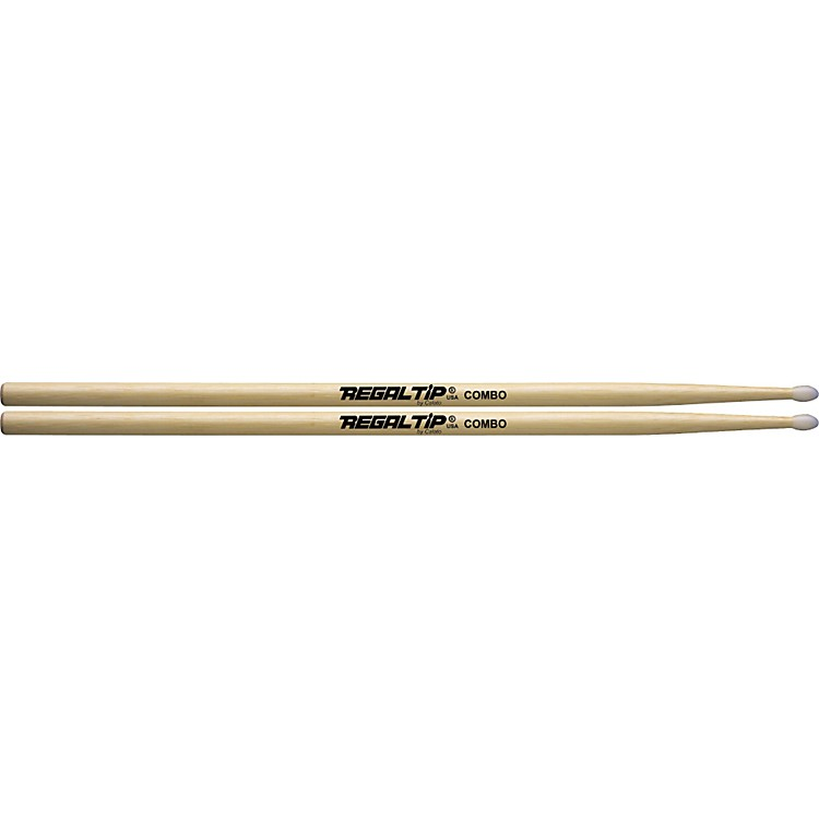 Regal Tip Hickory Drumsticks 7B Wood