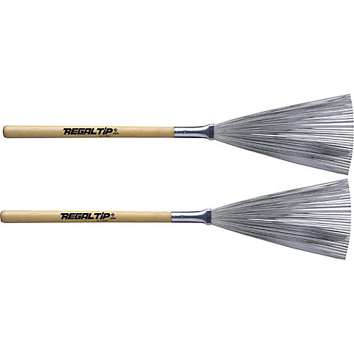 Regal Tip Hickory Handle Non-Telescoping Brushes-thumbnail