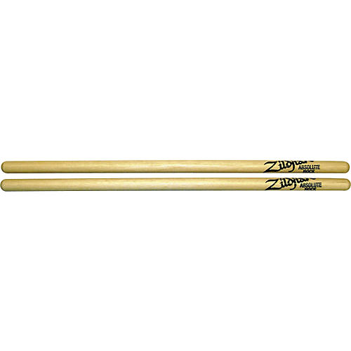 Zildjian Hickory Series Absolute Rock Natural Drumsticks-thumbnail