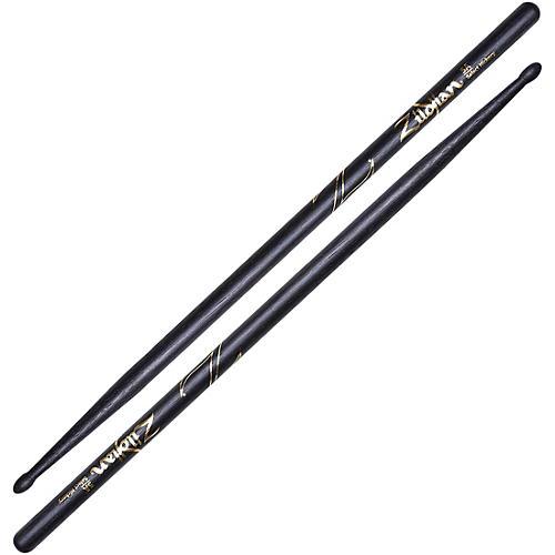 Zildjian Hickory Series Black Drumsticks 5A Wood