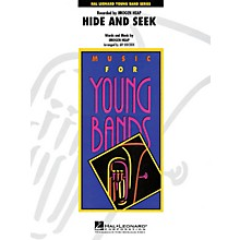 Hal Leonard Hide and Seek - Young Concert Band Level 3 by Jay Bocook