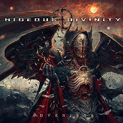 Alliance Hideous Divinity - Adveniens