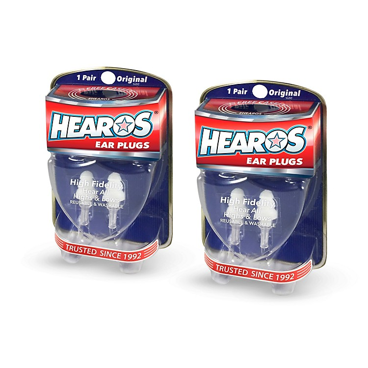 Hearos High Fidelity Ear Plugs Kit