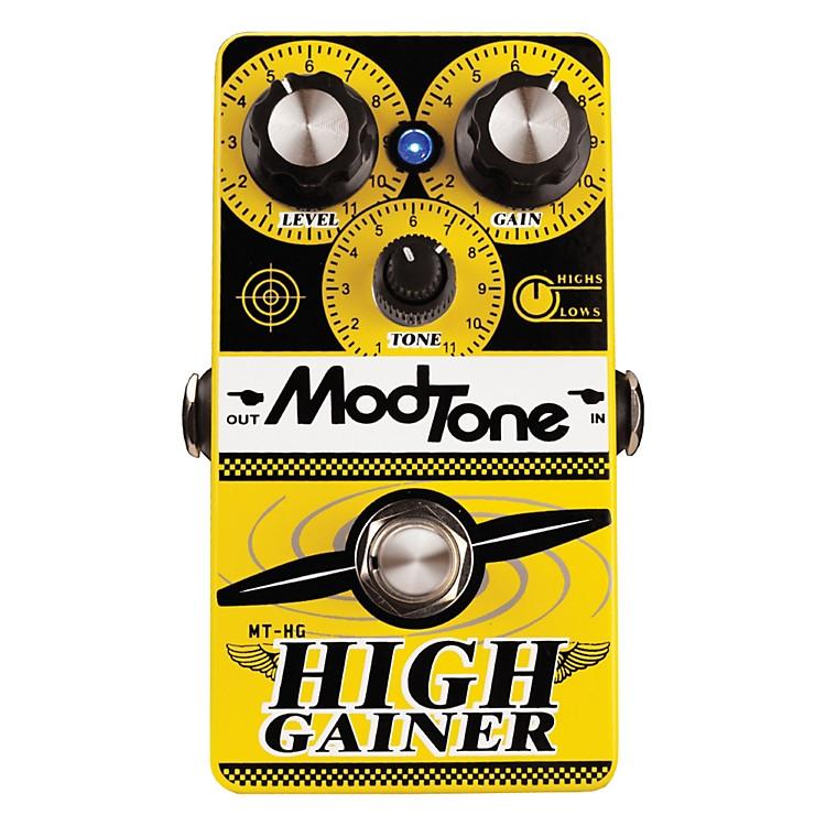 ModtoneHigh Gainer Super Distortion Guitar Effects Pedal