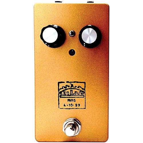 Lovepedal High Power Tweed Twin Vintage Overdrive Guitar Effects Pedal