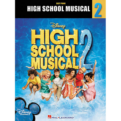 Hal Leonard High School Musical 2 For Easy Piano-thumbnail