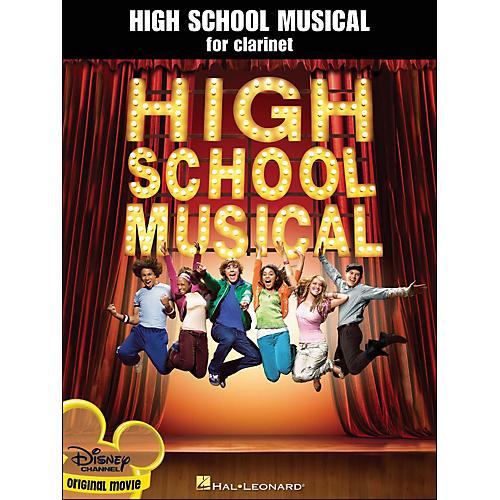 Hal Leonard High School Musical for Clarinet
