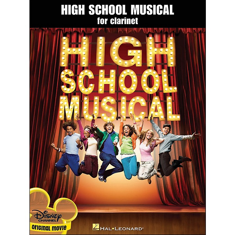 Hal Leonard High School Musical for Clarinet